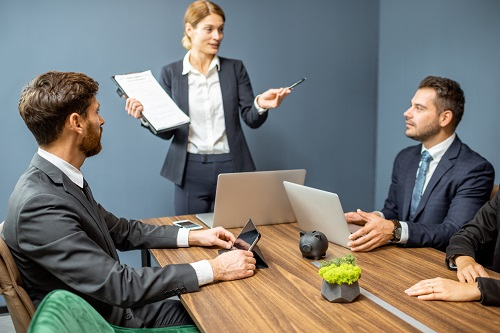Cabinet de conseil en management et organisation