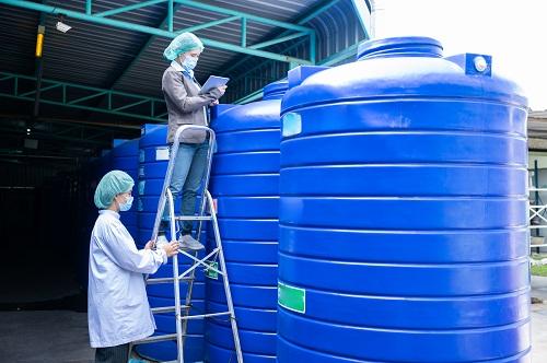 Réservoir d'eau de 1000 litres